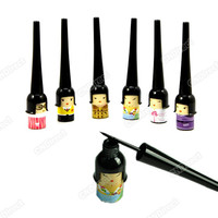 Doll Black Waterproof Li...