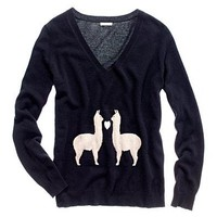 Llama Love Sweater 