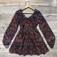 Log Cabin Dress, Women's Sweet Country Clothing
