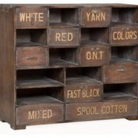 One Kings Lane - Heirloom Inspiration - Tailor's Chest, Small