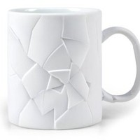 Amazon.com: Fred and Friends Cracked Up Mug: Kitchen & Dining