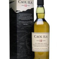 Caol Ila 12 Year Old : Buy Online - The Whisky Exchange