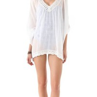 OndadeMar Crochet Cover Up Dress | SHOPBOP