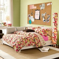 Stuff-Your-Stuff Platform Bed