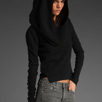 IMPROVD Hoodie Sweatshirt in Black from REVOLVEclothing.com