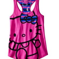 HELLO KITTY ~ SMART KITTY TANK TOP ~ Women's Junior S M L XL ~ NWT