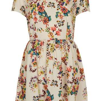 Tapestry Dress - New In This Week - New In - Topshop