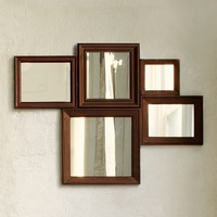 Multi-Moldings Wall Mirror