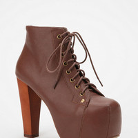 Urban Outfitters - Jeffrey Campbell Leather Lita Boot