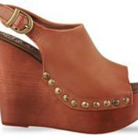 Jeffrey Campbell Snick Std in Dark Tan at Solestruck.com