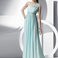 Gorgeous dresses  Gorgeous A-line Floor Length Chiffon Prom Dresses/Homecoming dresses