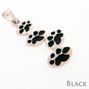 4 Paws Forever: 4 Paws Journey Pendant