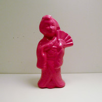 ceramic geisha figurine //  by nashpop