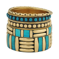 Color Paneled Bangles | FOREVER21 - 1000037773