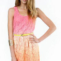Into The Sunset Dress $50