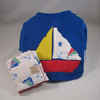 Sailboat Dog Sweater and Belly Band Diaper for by LittleDogFashion