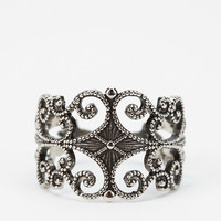 Diament Jewelry for Urban Renewal Vintage Filigree Ring