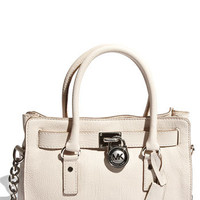 MICHAEL Michael Kors 'Hamilton Chain' Leather Tote | Nordstrom