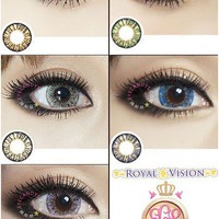 Royal Vision Bella 4 Tone Green