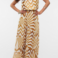 BB Dakota Strapless Imelda Maxi Dress