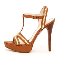 KORS Michael Kors  Kaleigh Studded Platform Sandal - Michael Kors