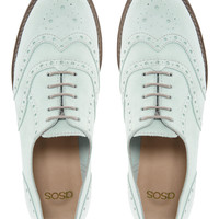ASOS MATCH Leather Brogues