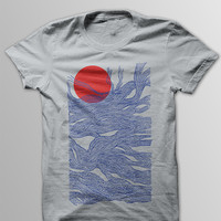 Sun and Waves Shirt