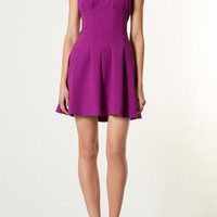 Seam Waist Shift Dress - Dresses  - Clothing