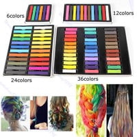 Easy Temporary Colors No...