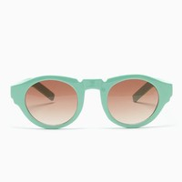 Astro Circle Shades in  What's New at Nasty Gal