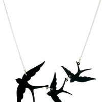 Tatty Devine Swallow Necklace