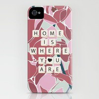 Home is where You are iPhone Case by Cocorrina | Society6