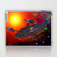 Enterprise NCC 1701E Laptop &amp; iPad Skin by JT Digital Art  | Society6