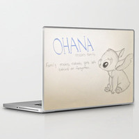 Lilo and Stitch Laptop & iPad Skin by Elyse Notarianni | Society6