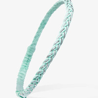 Braided Metallic Headband | FOREVER 21 - 1021840673