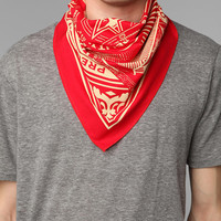 OBEY Jewel Point Bandana