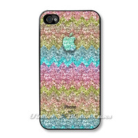 Apple Glitterati  iPhone 5, 4 / 4s Case. FREE SHIPPING - Worldwide.