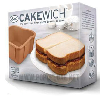 CAKEwich Cake Pan by Fred