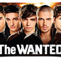 Pillowcase THE WANTED EnglishIrish Boyband All by uniquebedding4u