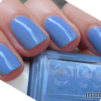 Essie Nail Polish (E717-Lapis of Luxury) NEW BLUE CREAMY COLOR