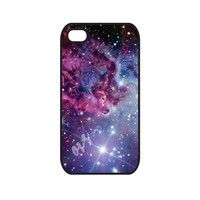iPhone 4/4s Case - Fox Fur Space Galaxy