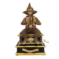 Phantom of the Opera Official Store | Phantom Deluxe Monkey Music Box
