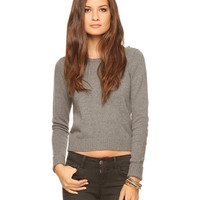Elbow Patch Sweater | FOREVER21 - 2000022098