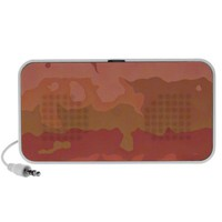 Melted Lipstick Notebook Speaker from Zazzle.com