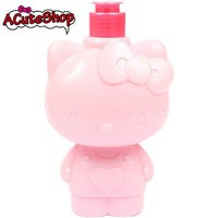 Hello Kitty Die-cut Soap Dispenser Pink Sanrio Japan Exclusive