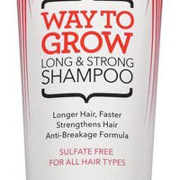 Way To Grow Long &amp; Strong Shampoo