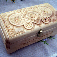 Gift Jewelry box Wooden box Ring box Carved wood box Jewellery box Jewelry boxes Wedding gifts Wooden boxes Wood boxes Cigar box B14
