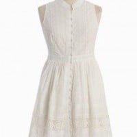 Spring Picnic Embroidered Dress By MM Couture | Modern Vintage New Arrivals