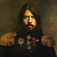 Dave Grohl - replaceface Art Print by replaceface | Society6