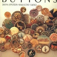 Buttons Book..by Epstein & Safro